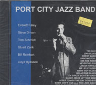 Port City Jazz Band CD