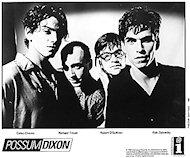 Possum Dixon Promo Print