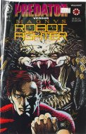 Predator Versus Magnus Robot Fighter Comic Book
