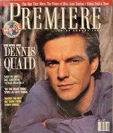 Premiere Aug 1,1989 Magazine