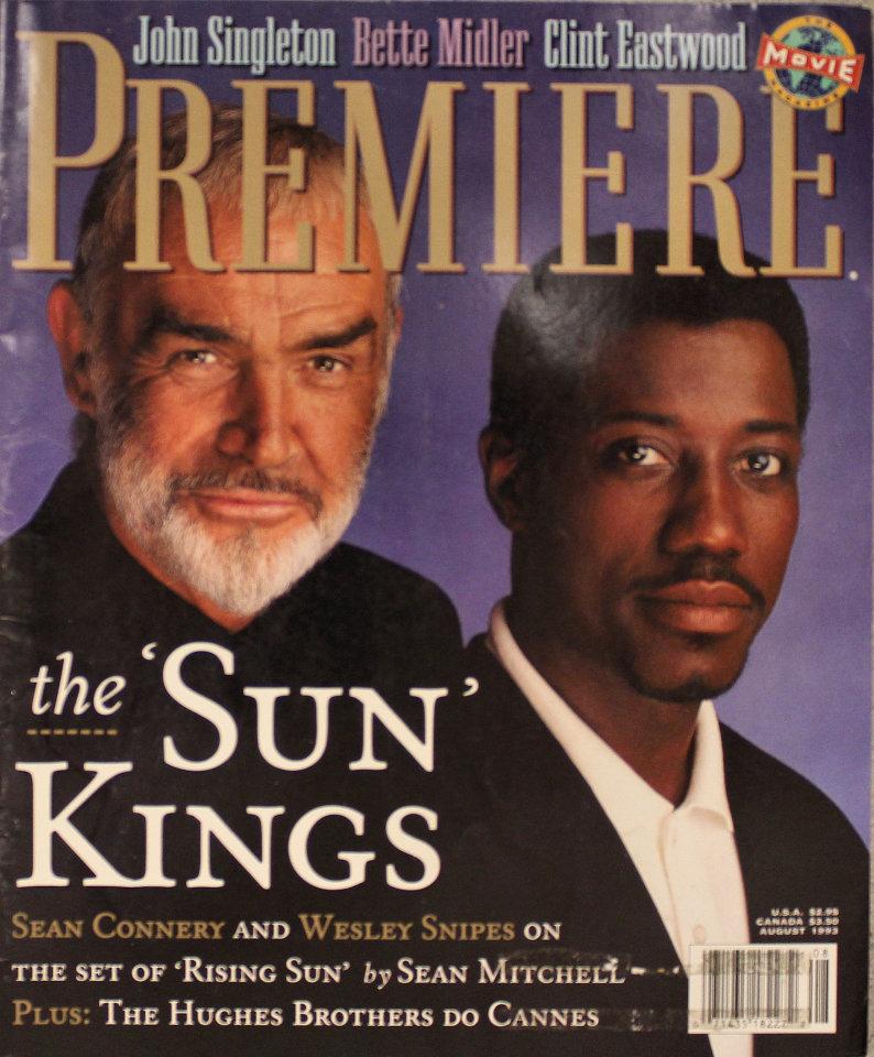 Premiere Aug 1,1993
