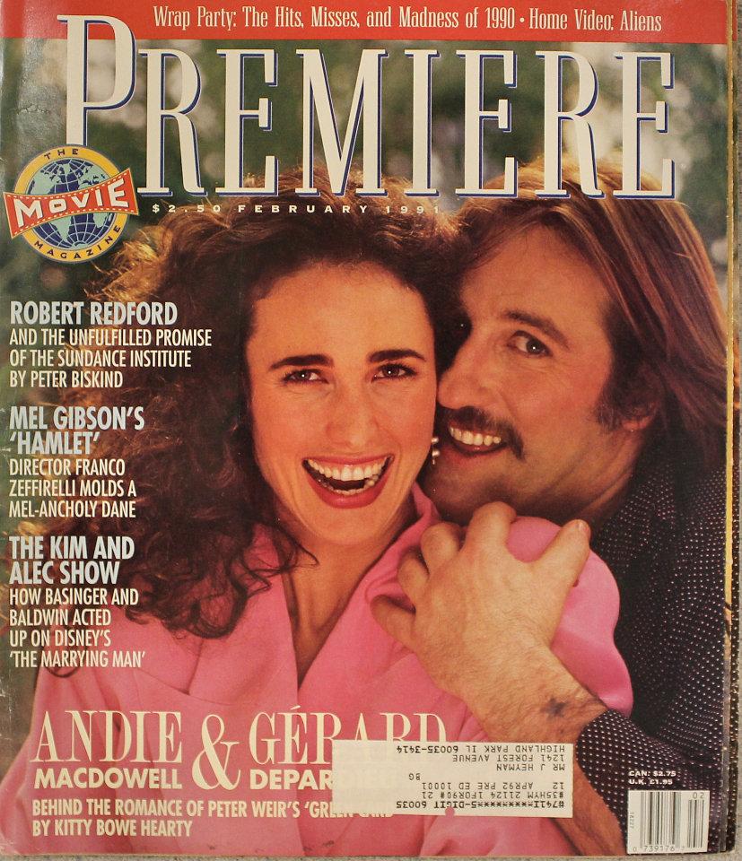 Premiere Feb 1,1991