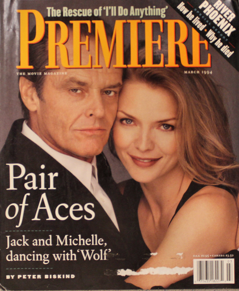 Premiere Mar 1,1994