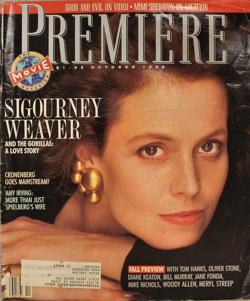 Premiere Oct 1,1988
