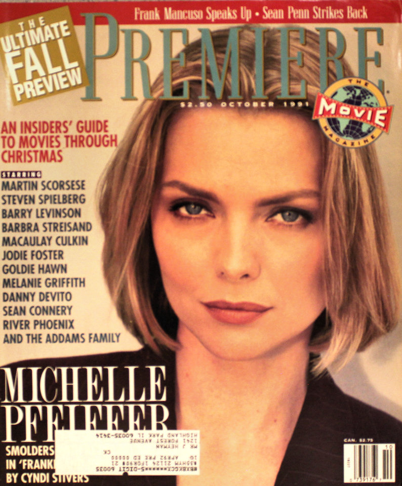 Premiere Oct 1,1991