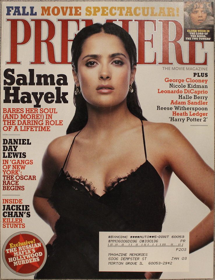 Premiere Sep 1,2002