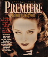 Premiere Special Issue: Women In Hollywood Magazine