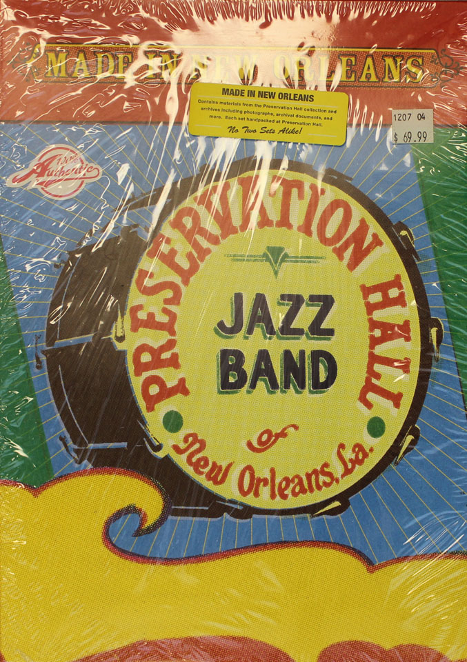 Preservation Hall Jazz Band Box Set