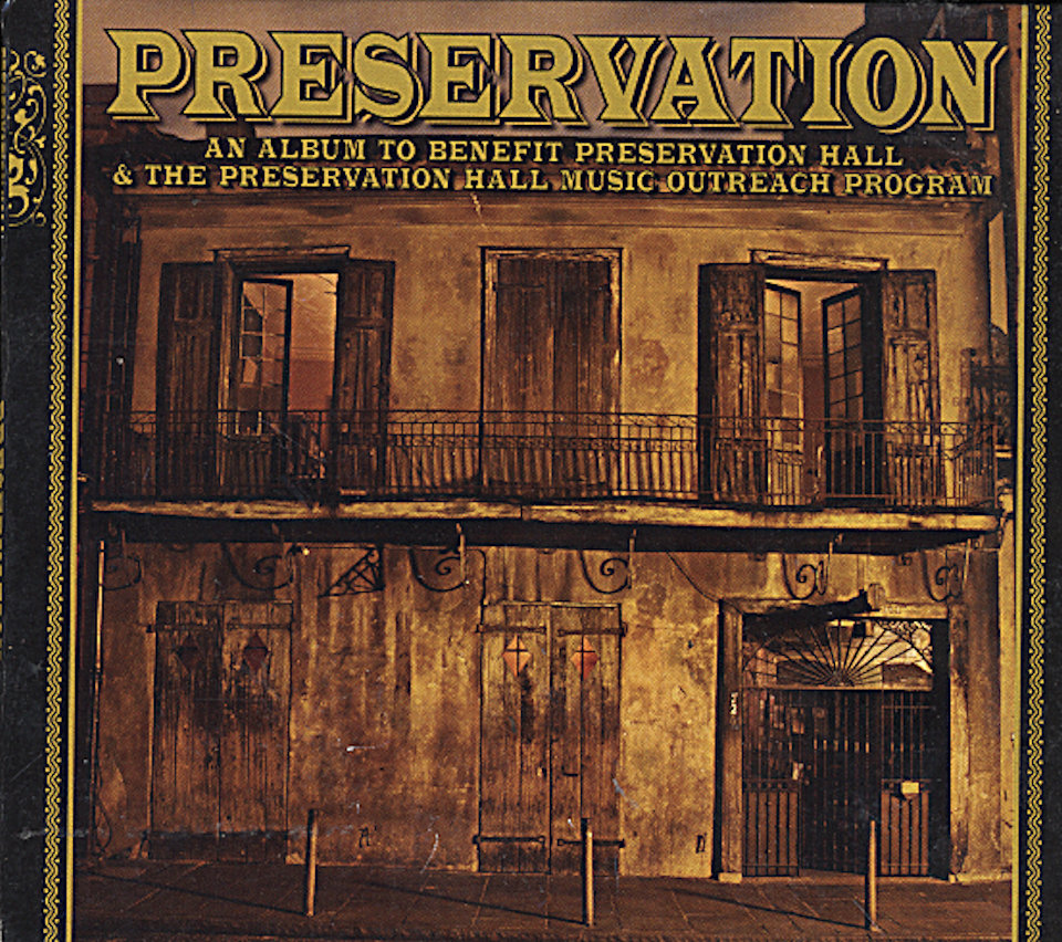Preservation Hall Jazz Band CD