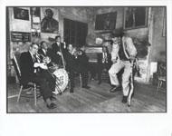 Preservation Hall Jazz Band Vintage Print