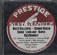 Prestige First Sessions CD