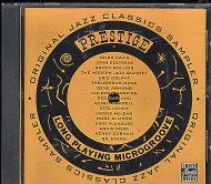 Prestige: Original Jazz Classics Sampler CD