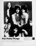 Pretty Things Promo Print