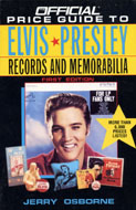 Price Guide to Elvis Memorabilia Book