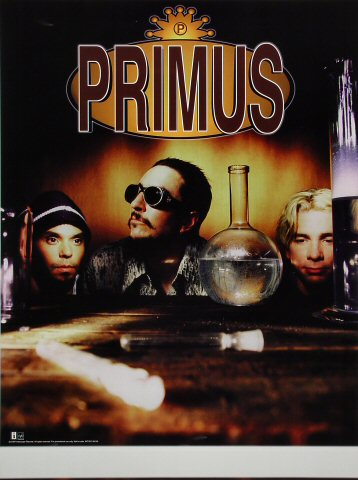 Primus Poster reverse side