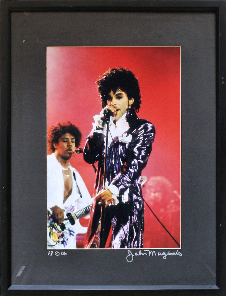 Prince Vintage Print