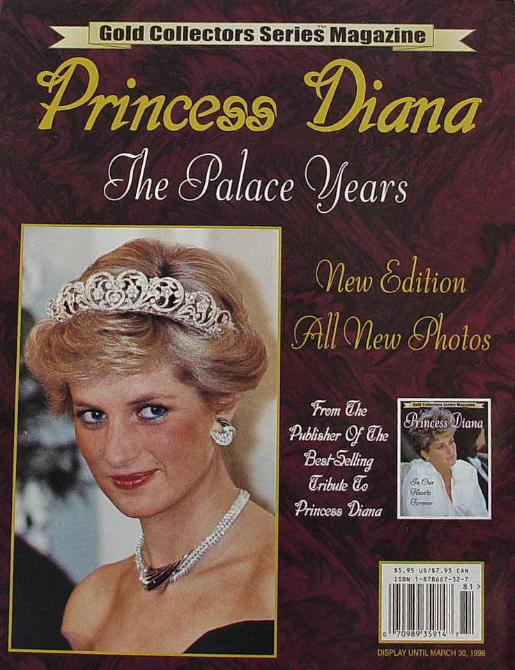 Princess Diana: The Palace Years