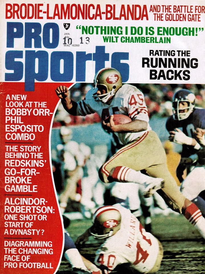 Pro Sports Vol. 8 No. 1