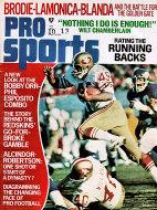 Pro Sports Vol. 8 No. 1 Magazine