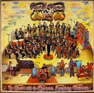 "Procol Harum Live In Concert With The Edmonton Symphony Orchestra Vinyl 12"" (Used)"