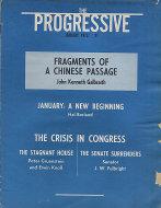 Progressive Vol. 37 No. 1 Magazine