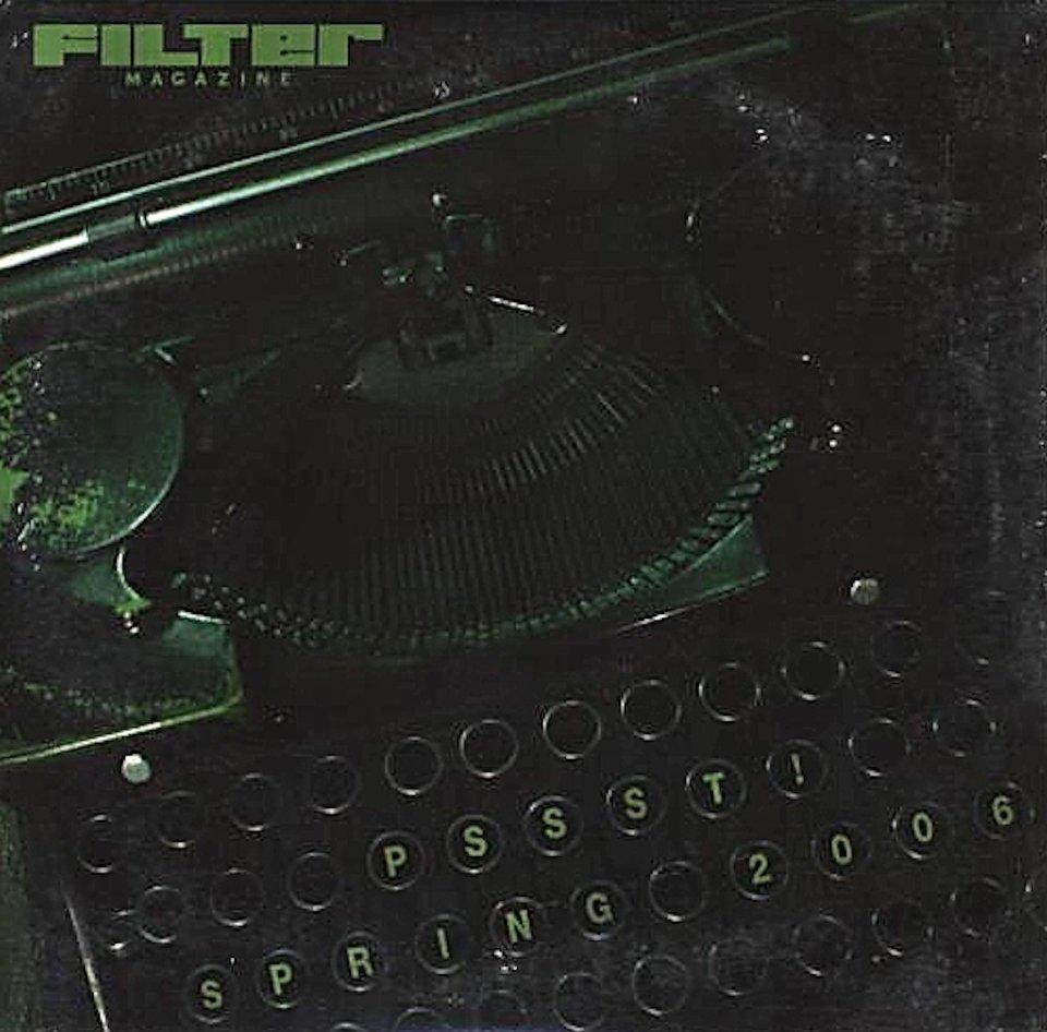 Pssst Spring 2006 CD