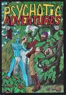 Psychotic Adventures #3 Comic Book
