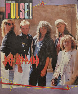 Pulse! Magazine September 1987 Magazine