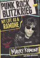 Punk Rock Blitzkrieg: My Life as a Ramone Book