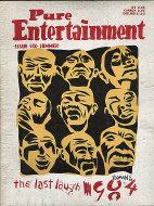 Pure Entertainment #6 Magazine
