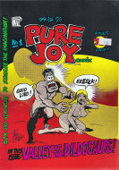 Pure Joy #1 Comic Book