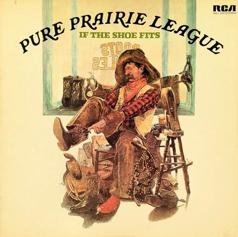 "Pure Prairie League Vinyl 12"" (Used)"