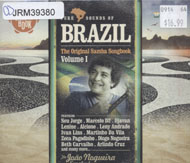 Pure Sounds of Brazil: The Original Samba Songbook, Volume 2 CD