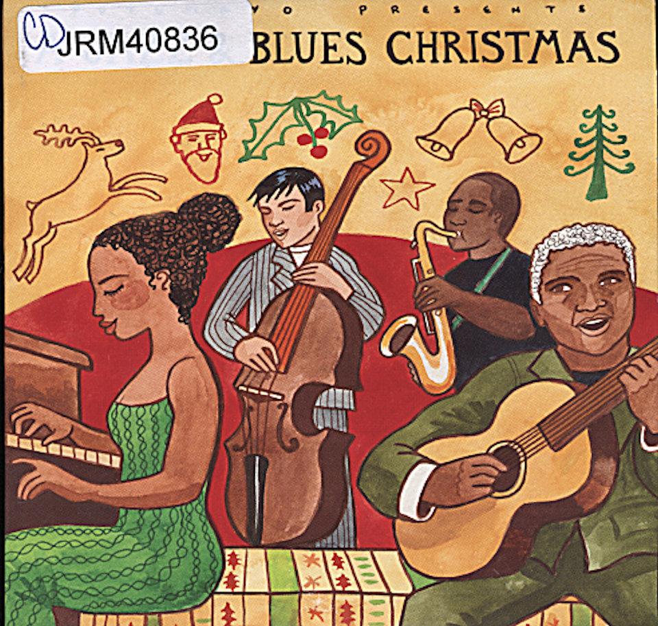 Putumayo Presents: A Jazz & Blues Christmas CD
