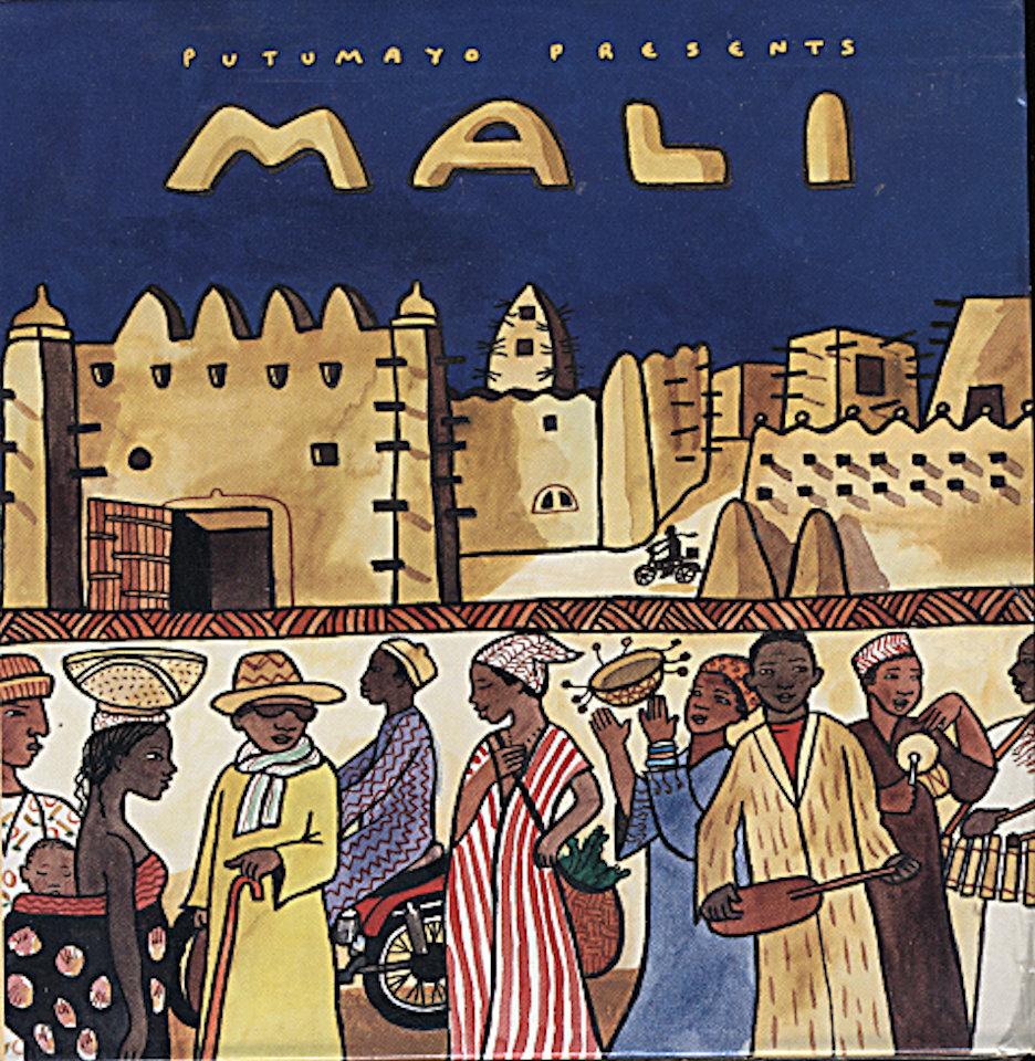 Putumayo Presents: Mali CD