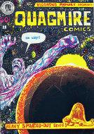 Quagmire #1 Comic Book