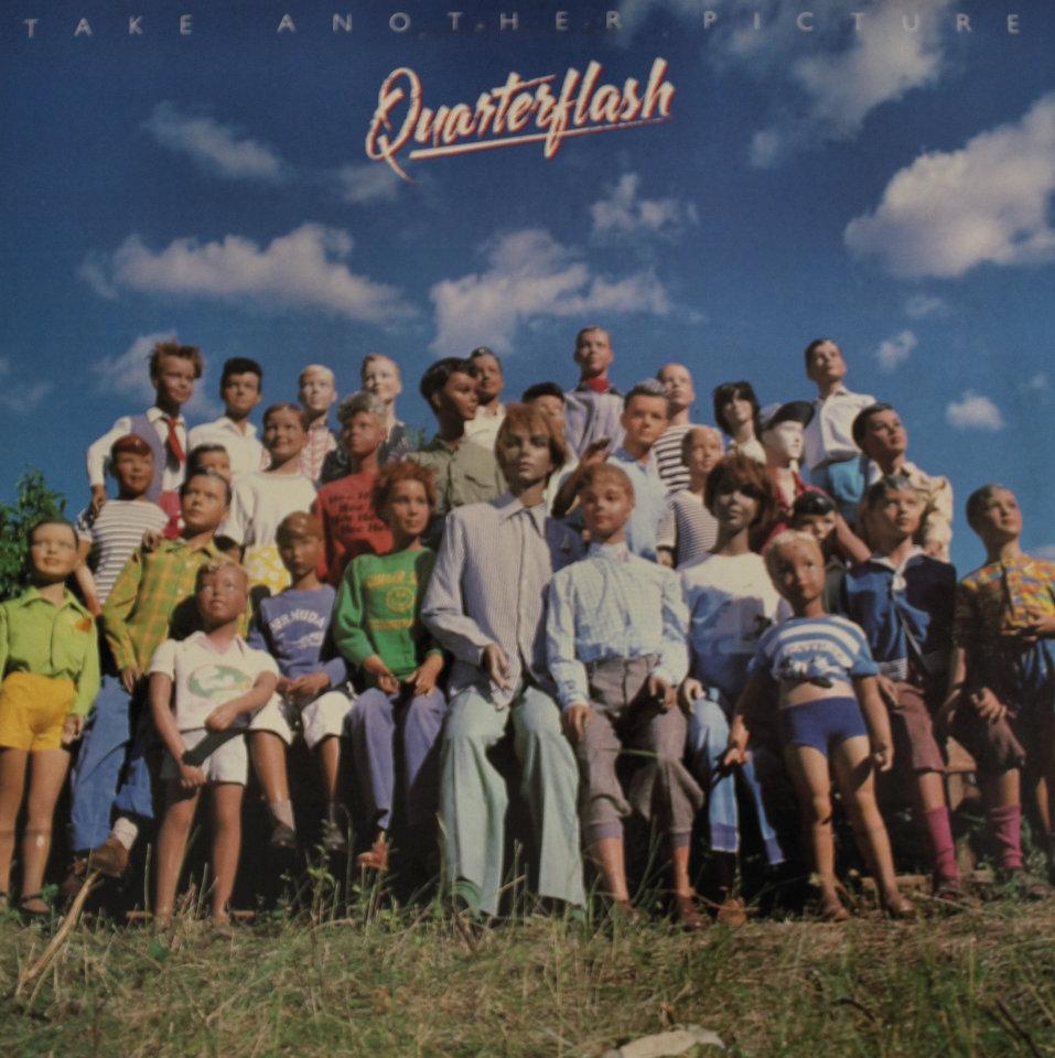"Quarterflash Vinyl 12"" (Used)"