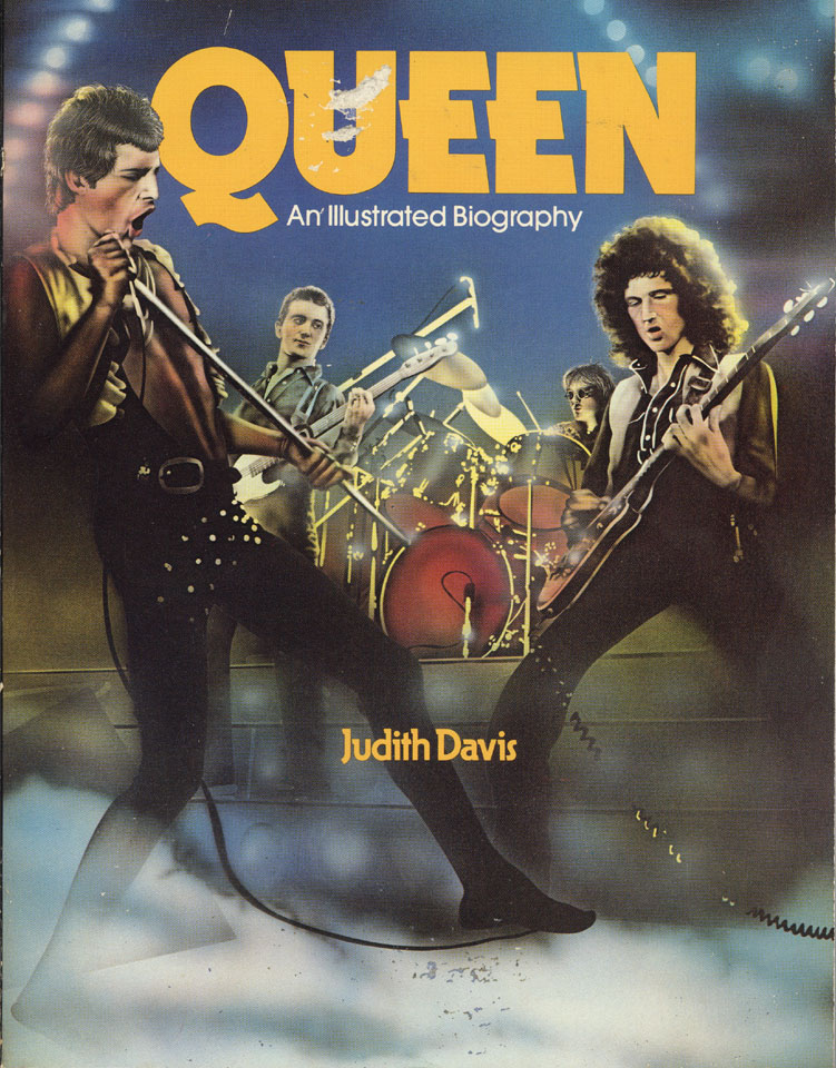 Queen: An Illustrated Biography