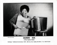 Queen Ida Promo Print