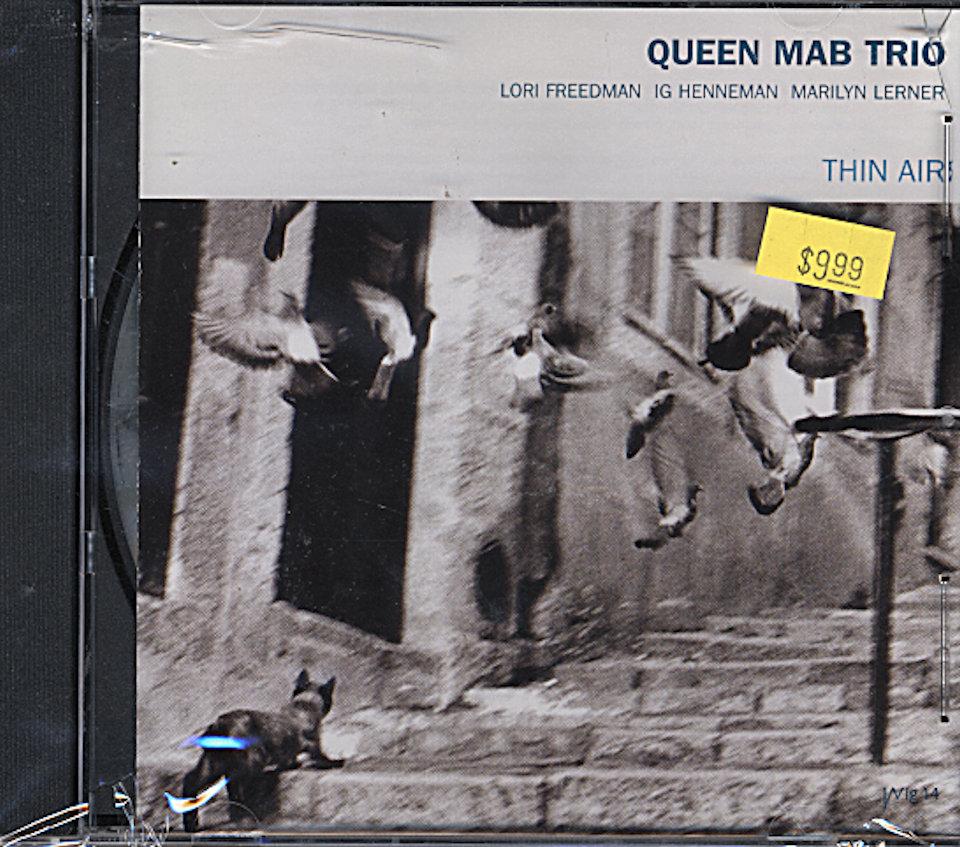 Queen Mab Trio CD