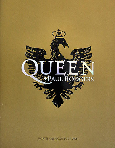 Queen + Paul Rodgers Book
