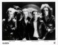 Queen Promo Print