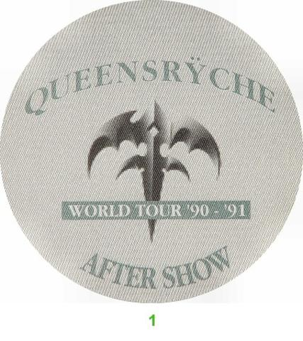 Queensryche Backstage Pass