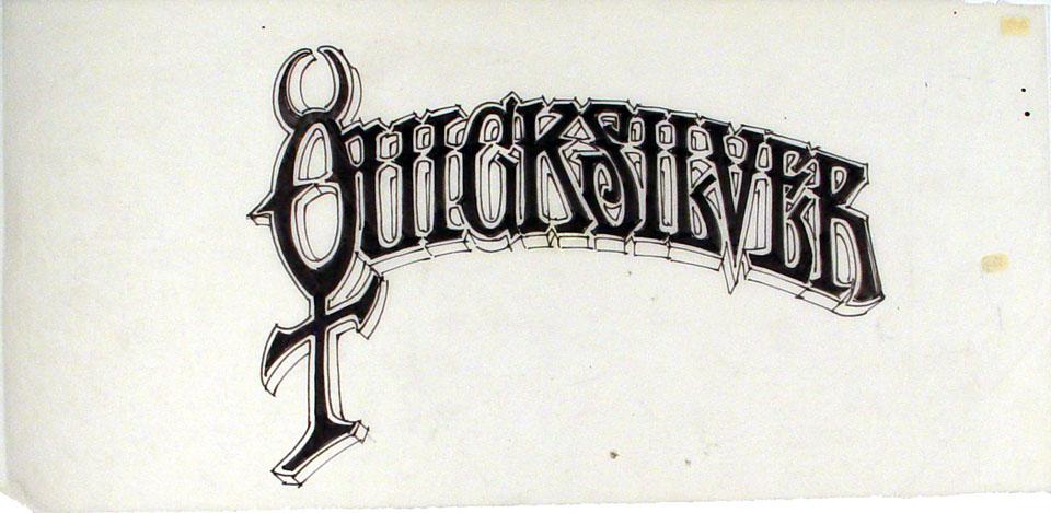 Quicksilver Messenger Service Original Art