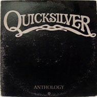 "Quicksilver Messenger Service Vinyl 12"" (Used)"