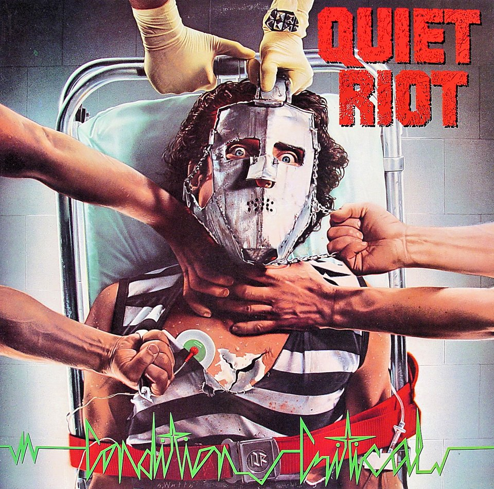 """Quiet Riot Vinyl 12"""" (Used)"""