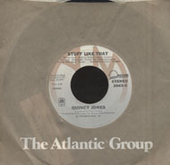 "Quincy Jones Featuring The Wattsline Vinyl 7"" (Used)"