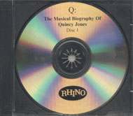 Quincy Jones CD