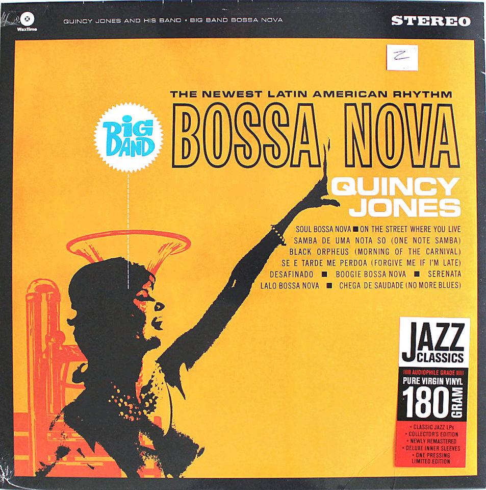 """Quincy Jones Vinyl 12"""" (New)"""