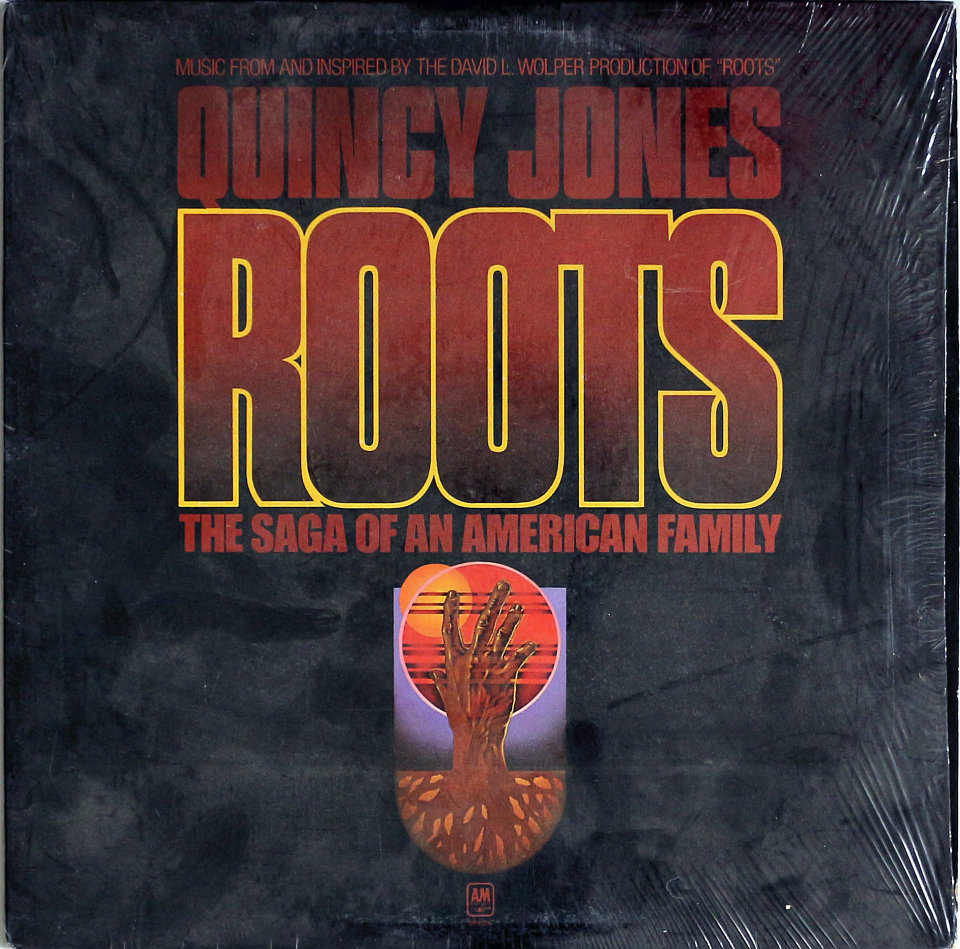 """Quincy Jones Vinyl 12"""" (Used)"""